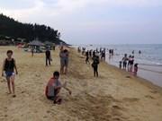 越南中部环境污染事故发生一年后 河静省旅游业开始呈现出恢复迹象