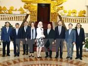 丹麦发展援助大臣:越南经济发展成就令人印象深刻