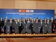 东盟加三一致同意加强金融与贸易合作