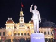 纪念胡志明主席诞辰127周年的系列活动于本月开展