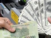 8日越盾兑美元中心汇率上涨5越盾