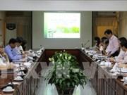 芹苴市高科技农业区的投资资金可达近8360万美元