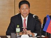 柬埔寨与日本加强合作关系
