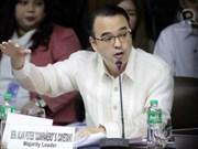 菲律宾总统任命新外长