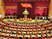 越共第十二届五中全会落幕 发布三项经济决议