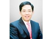 """中国驻越大使洪小勇:推进""""一带一路""""建设   为中越关系注入新活力"""
