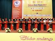 第24届越南国际医药制药、医疗器械展览会开幕
