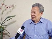 国家主席陈大光访华:越通社记者专访新华社世界问题研究中心研究员凌德权