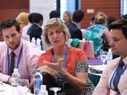 10日亚太经合组织第二次高官会及相关会议进入第二天