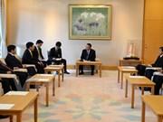 日本将为越南成功举办2017年APEC会议提供全方位支持