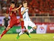 越南U20男足前往韩国开始2017年U20世界杯之旅