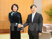 日本天皇明仁:日本一向重视对越合作