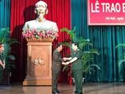 柬埔寨王家军两名高级军官获越南授予的博士学位