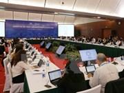 2017年APEC各工作组和委员会系列会议陆续召开