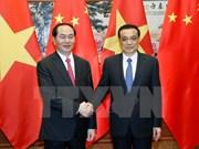 越南外交部副部长黎怀忠:陈大光主席访华之行取得圆满成功