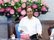 阮春福总理:应重新认识到新形势下维护社会治安秩序的重要性