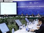 2017年亚太经合组织第二次高官会正式开幕
