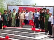 越南得乐省与柬埔寨蒙多基里省基本完成陆地边界勘界立碑工作