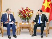 越俄加强在石油领域的合作