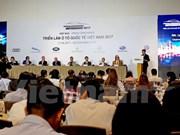 2017年越南国际汽车展览会将吸引多个汽车品牌参展
