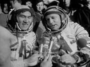 陈大光就俄宇航员戈尔巴特科逝世向俄罗斯总统普京致慰问电
