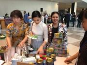 越南参加联合国茶叶与咖啡节