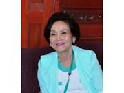 越泰混血儿西琳·帕榙诺泰女士:对胡志明主席记忆犹新