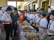 东盟成立50周年:越南在柬埔寨共同主持慈善乐趣步行