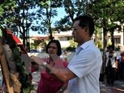 胡志明主席诞辰127周年纪念活动在古巴和印度等国举行