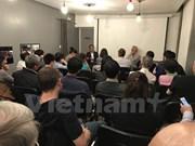 关于东海的座谈会和影片放映活动在法国举行