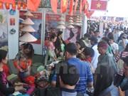 """越南特色文化亮相墨西哥""""异国朋友文化特色""""博览会"""