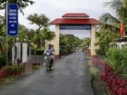 越南全国已有2656个乡达到新农村建设标准