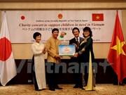 越南驻日本大使馆举行慈善音乐活动