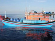 越南驻马大使馆同马方联系 证实越南渔民被马方扣押的信息