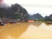 越南为及时应对变化无常的自然灾害做好两手准备