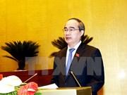 第十四届国会第三次会议:全国选民和人民向国会递交的意见建议共3288条