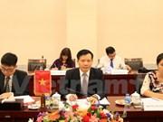 越老建交50周年:越共中央办公厅与老挝人革党中央办公厅加强合作