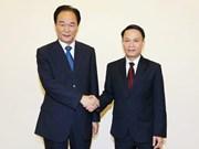 越通社与新华社签署新合作协议