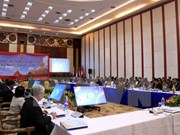 越南出席东盟打击跨国犯罪高官会议