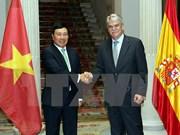西班牙外交与合作大臣达斯蒂斯:越来越多的西班牙人民和企业关注越南