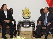 越南希望与伊朗加强农业和油气等领域的合作
