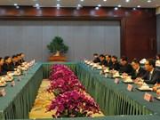 第十三次越中两党理论研讨会在中国河南郑州开幕