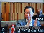 越南政府总理特使对尼加拉瓜进行正式访问
