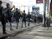 菲律宾总统拟实施全国军管 严厉打击穆斯林恐怖分子