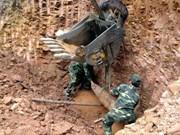 越南成立克服战后遗留炸弹地雷及化学毒剂后果国家指导委员会