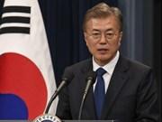 韩国与印尼促进经济和外交合作
