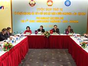 越老柬三国阵线主席第3次会议将于6月25日在河内举行