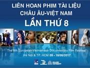第八届欧洲—越南资料片联欢会即将在河内和胡志明市举行