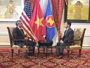越南驻美大使范光荣:阮春福访美将为两国合作与发展注入动力