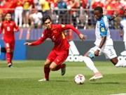 2017年韩国U20世界杯:越南0-2负于洪都拉斯被淘汰出局